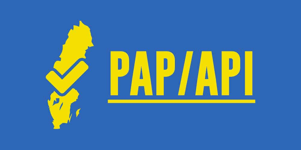 PAP-API tar nästa steg