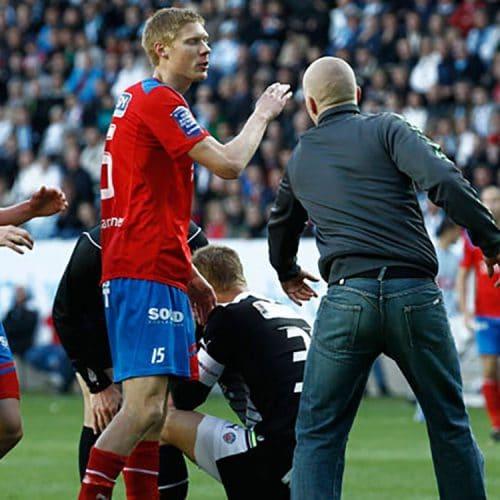Skandalmatchen - Malmö FF-Helsingborgs IF 2011